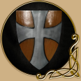 LARP-Knight Cross Shield